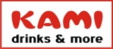 Logo der KAMI drinks and more